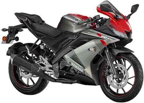 Yamaha YFZ R15 V3 0