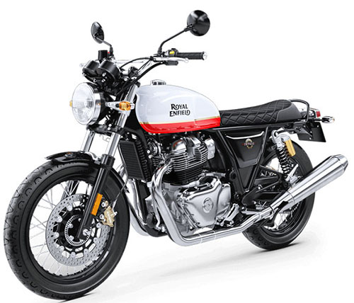 Royal Enfield 650
