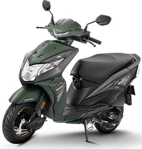 Honda dio price in sri lanka 2020