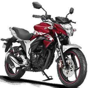 Suzuki GIXXER Motorcycle